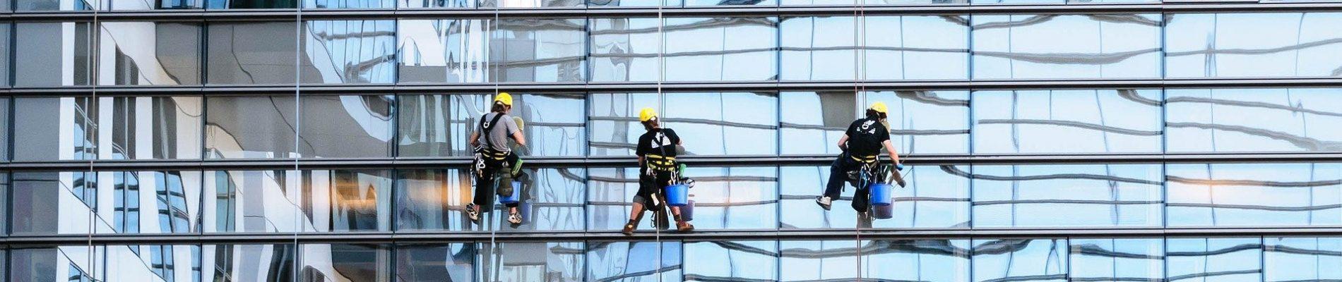 Unterhaltsreinigung Aachen Fenster